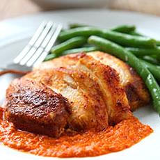 Romesco sauce.