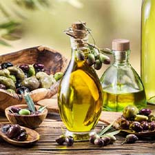 The benefits of olive oil in the Mediterranean diet